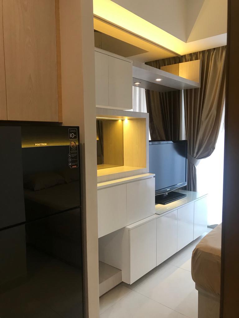 Taman Anggrek Residence Studio Tower Espiritu Fully Furnished