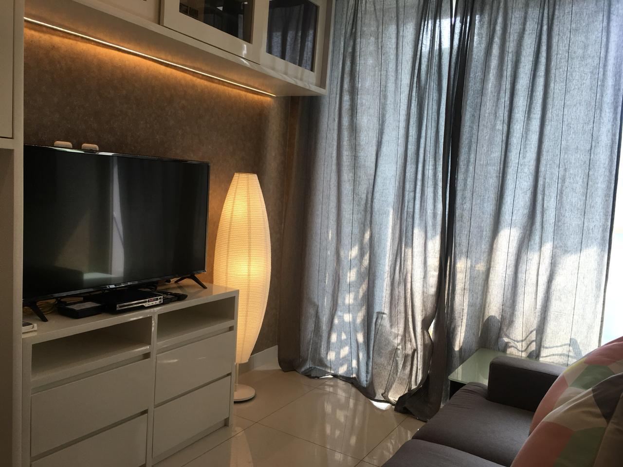 Taman Anggrek Residence 3BR Tower Espiritu Fully Furnished