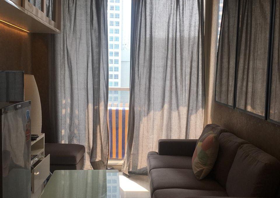 Taman Anggrek Residence Esperitu LT 15 View Sofa