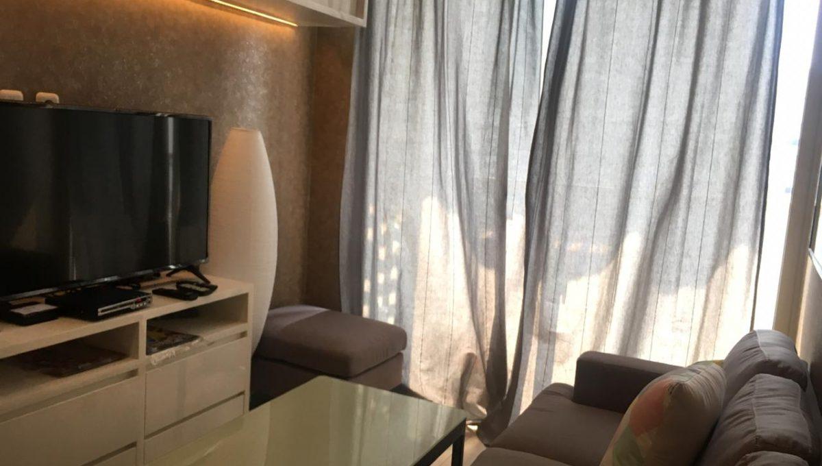Taman Anggrek Residence Esperitu LT 15 View TV