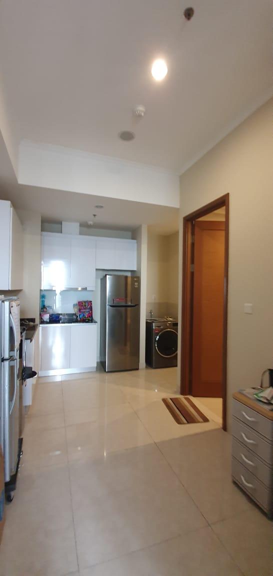 Taman Anggrek Residence 1BR Condo Azalea Unfurnished