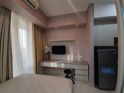 harga taman anggrek residence type studio - tower espiritu - triland.id